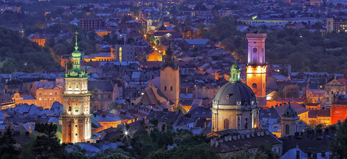 Exciting leisure time in Lviv